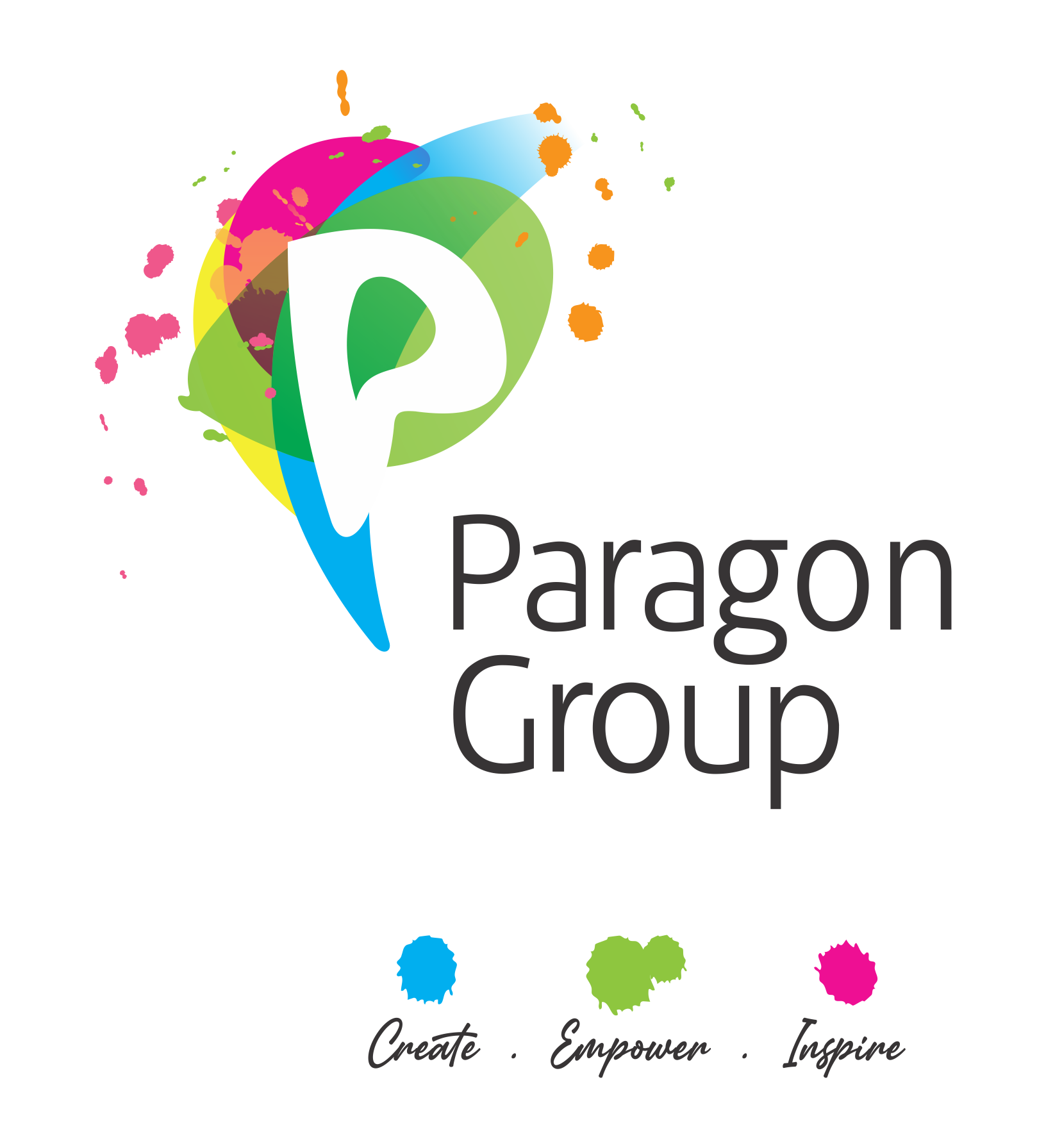 Paragon Group Logo without background